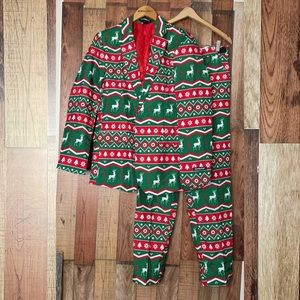 Other - Suitmeister men's Ugly Christmas suit Sz XL